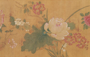 Flowers of the Four Seasons